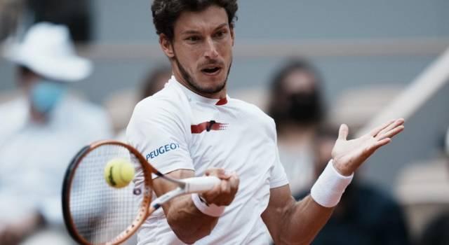 ATP Amburgo 2021, Pablo Carreno Busta e Dusan Lajovic ai quarti di finale, vince Benoit Paire