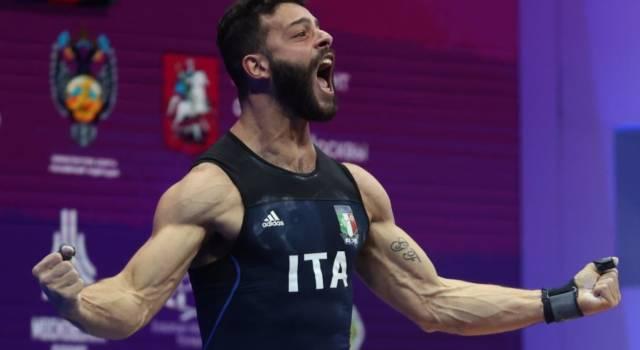 LIVE Sollevamento pesi, Olimpiadi Tokyo in DIRETTA: Antonino Pizzolato di bronzo! Oro al cinese Lyu