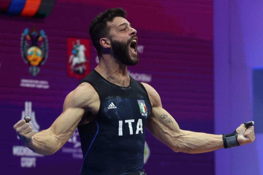 LIVE Sollevamento pesi, Olimpiadi Tokyo in DIRETTA: Antonino Pizzolato al tutto per tutto!