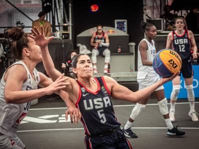 Basket 3×3, Olimpiadi Tokyo: le favorite del torneo femminile. Duello USA-Francia, ma occhio agli inserimenti