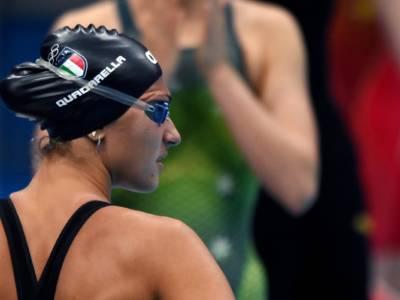 LIVE Nuoto, Olimpiadi Tokyo in DIRETTA: Fangio e Razzetti in semifinale! Squalificata la 4×200 donne