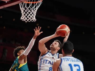 Italia-Nigeria, Olimpiadi basket: programma, orario, tv