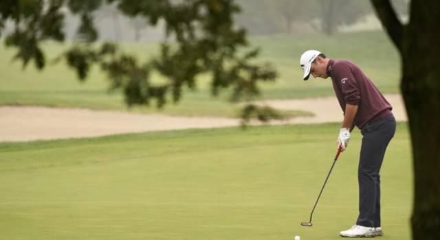 Golf: Renato Paratore sostituirà Francesco Molinari alle Olimpiadi di Tokyo