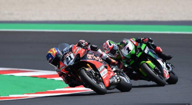 Superbike oggi, GP Navarra 2021: orari superpole race e gara-2, tv, programma, streaming TV8