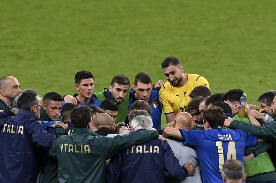 Ranking FIFA, l'Italia supera l'Inghilterra ed è quarta! Belgio sempre in testa
