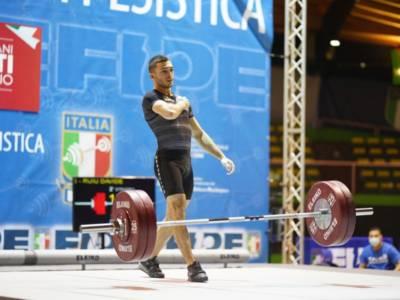 Sollevamento pesi, Olimpiadi Tokyo: David Ruiu sesto nei -61 kg maschili