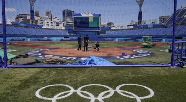 LIVE Olimpiadi Tokyo, 22 luglio in DIRETTA: Italia-Australia 0-1 nel softball. Crollano Argentina e Francia nel calcio
