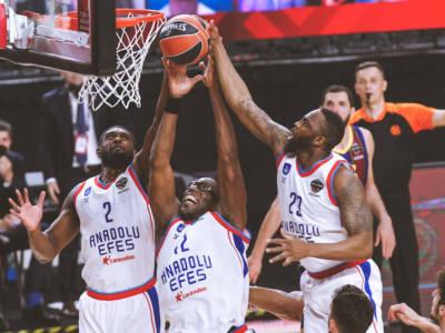 Basket: rilasciato il calendario di Eurolega 2021-2022. Ci sono subito Real Madrid-Anadolu Efes e Milano-CSKA Mosca