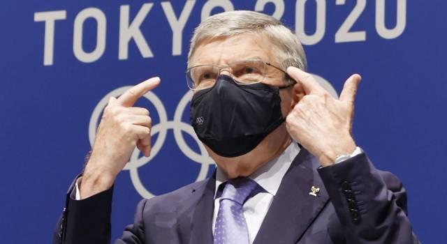 """Olimpiadi Tokyo, Thomas Bach: """"La cerimonia d'apertura sarà un momento di gioia e di sollievo"""""""