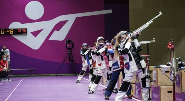 Tiro a segno, Olimpiadi: Sofia Ceccarello sbaglia l'ultimo tiro e manca l'accesso alla finale