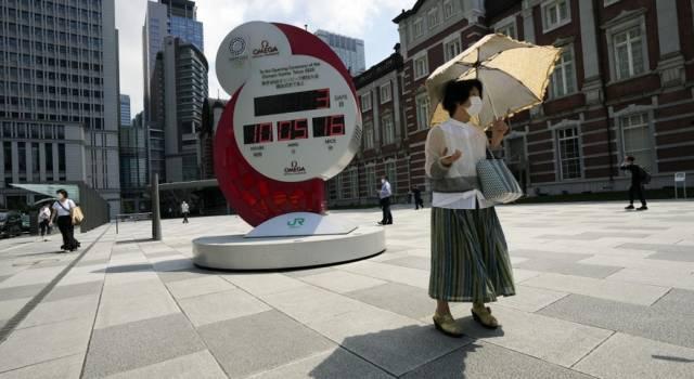 Tokyo 2021, il caldo sarà un avversario in più per gli atleti alle Olimpiadi