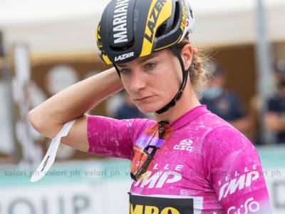 """Giro d'Italia donne 2021, Marianne Vos: """"Correre qui in Italia è sempre bello, spero di essere pronta per le Olimpiadi di Tokyo"""""""