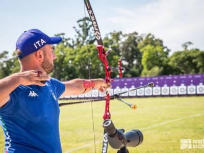 Tiro con l'arco, Olimpiadi Tokyo: Mauro Nespoli accede in semifinale! Il prossimo avversario