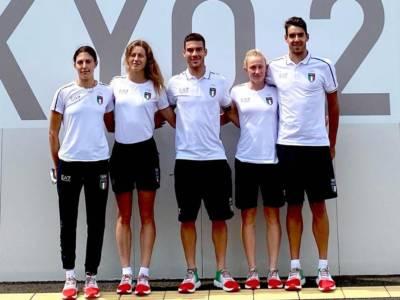 Triathlon, Olimpiadi Tokyo: tutto pronto per la Mixed Relay, per l'Italia al via Pozzatti, Stateff, Betto e Steinhauser