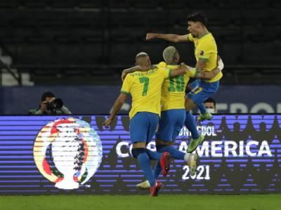 Calcio, Coppa America 2021: Paquetà segna ancora ed il Brasile batte il Perù e vola in finale