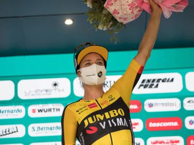 Ciclismo: Marianne Vos insegue il 30° successo nel Giro d'Italia Donne