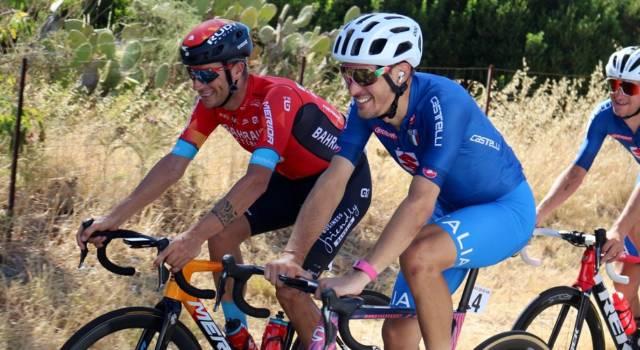 """Ciclismo, gli azzurri partono per Tokyo. Davide Cassani: """"La Nazionale è pronta"""""""
