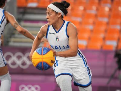 Basket 3×3, Olimpiadi Tokyo: Italia ai quarti di finale! La prossima avversaria e il possibile cammino