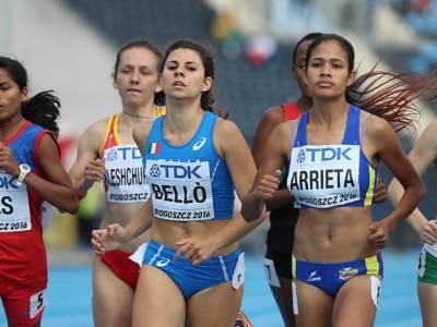 Atletica, Olimpiadi Tokyo: Bellò in semifinale sugli 800, eliminato Faloci nel disco