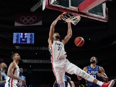 Basket, Olimpiadi Tokyo: la Francia vince ancora, Repubblica Ceca sconfitta 97-77