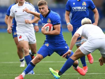 Rugby, Sei Nazioni Under 20: Italia, gran primo tempo, ma poi l'Irlanda rimonta e vince