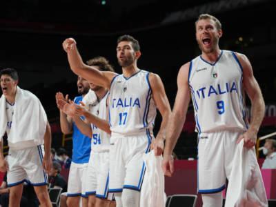 Basket, Italia ai quarti di finale delle Olimpiadi 17 anni dopo la magica Atene 2004. La rinascita e il capolavoro di Meo Sacchetti