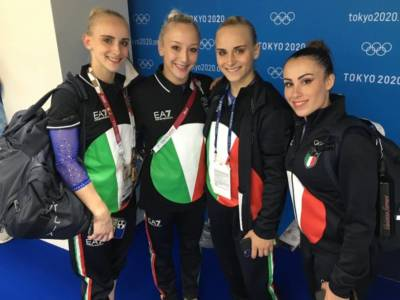 Grazie Italia, ci ha fatto battere il cuore! Sogno palpitante, passione fulminea: Fate, siete fuoco puro