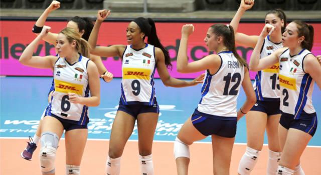 Volley femminile, Mondiali Under 20: l'Italia vola in Finale! Travolta la Russia, ora caccia al trofeo