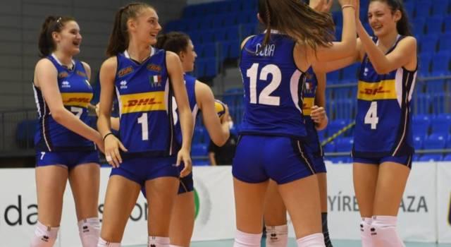 Volley femminile, Europei Under 16: l'Italia conquista l'argento, Russia troppo forte in finale