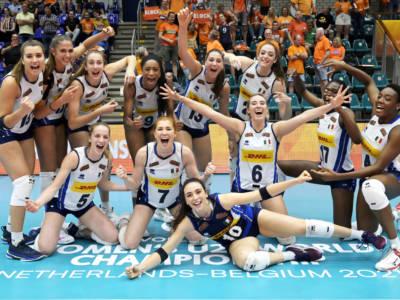 Italia-Serbia oggi, Finale Mondiali Under 20 volley femminile: programma, orario d'inizio, tv e streaming