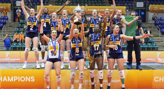 Volley femminile, l'Italia vince i Mondiali Under 20: chi sono le azzurre? Guiducci MVP, Omoruyi di lusso, tanta A2