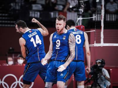 Italia-Argentina oggi volley, Olimpiadi Tokyo: orario, tv, programma, streaming