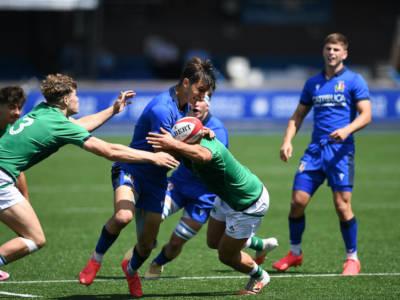 Rugby, Sei Nazioni Under 20: l'Italia vuole negare il Grande Slam agli inglesi
