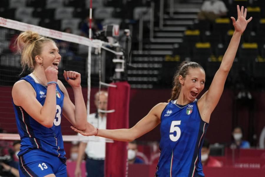 """Pallavolo, Olimpiadi Tokyo: Ofelia Malinov esprime felicità: """"Vittoria fondamentale"""""""
