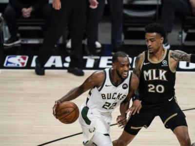Playoff NBA 2021, i risultati della notte (4 luglio): Milwaukee espugna Atlanta e vola in finale. Decisivi Middleton e Holiday