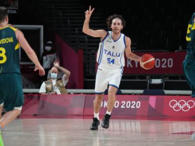 Basket, Olimpiadi Tokyo, Italia-Nigeria: azzurri, vincere per non dover pensare agli altri