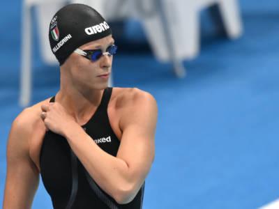"""Nuoto, Federica Pellegrini: """"La staffetta mista cresce anno dopo anno. Ce la metteremo tutta in finale"""""""