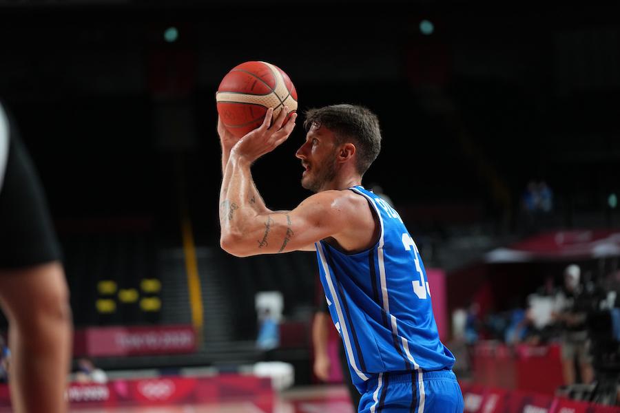 """Basket, Achille Polonara: """"Nigeria molto fisica, ma possiamo vincere"""""""