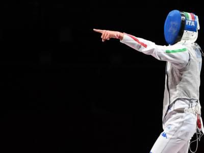 Scherma, tabellone fioretto maschile Olimpiadi Tokyo: subito il Giappone per gli azzurri
