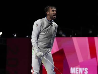 Scherma, Olimpiadi Tokyo: Daniele Garozzo è in finale! Battuto Shikine e medaglia già sicura