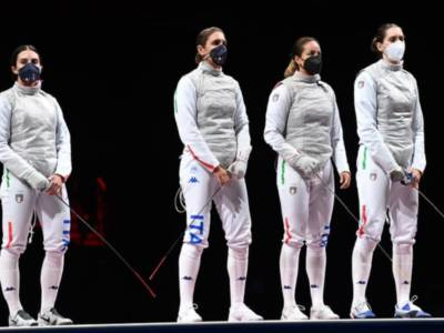 Scherma, per l'Italia del fioretto femminile bronzo dal retrogusto amaro. L'oro era possibile