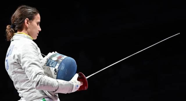 Scherma, Olimpiadi Tokyo: Irene Vecchi si arrende agli ottavi contro la russa Velikaya