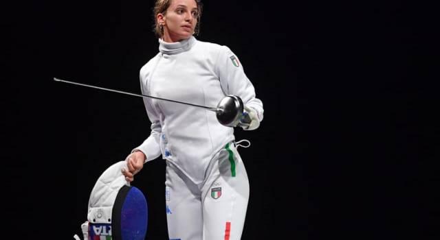 Scherma, Olimpiadi Tokyo: Yiwen Sun conquista l'oro nella spada femminile. Le italiane si fermano ai quarti