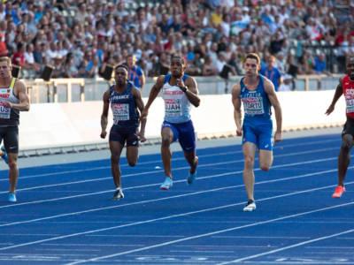Atletica, Alex Wilson sospeso dal TAS! Addio Olimpiadi dopo il pazzesco 9.84, record europeo non omologato