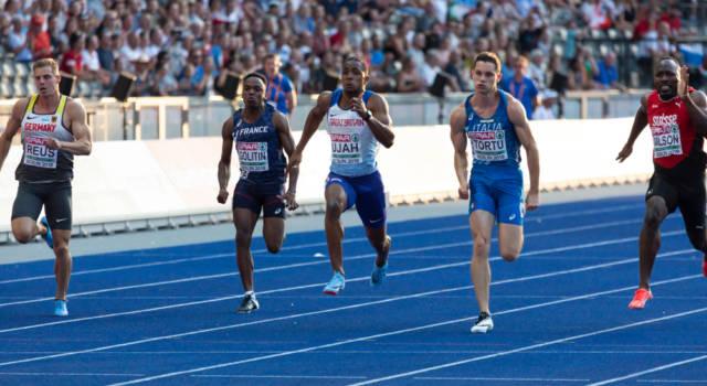 VIDEO Alex Wilson, record europeo 100 metri: pazzesco 9.84 all'improvviso, battuti Obikwelu e Vicaut
