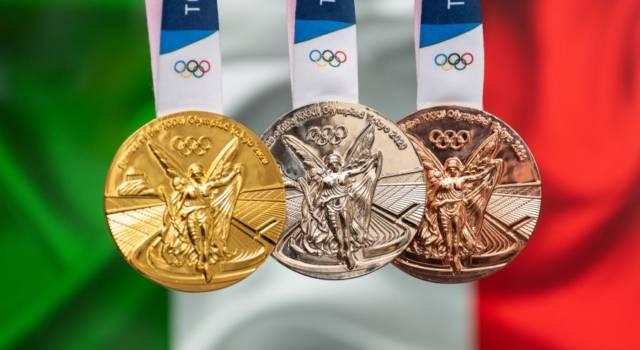 Medagliere finale Olimpiadi Tokyo 2020: l'Italia chiude decima, trionfo USA  con sorpasso sulla Cina – OA Sport