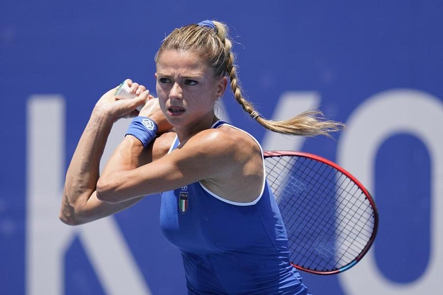 Tennis, Olimpiadi Tokyo: Camila Giorgi domina Pliskova e vola ai quarti di finale