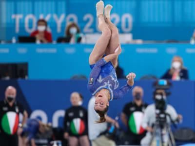 Com'è il corpo libero di Vanessa Ferrari? Musica, diagonali, D Score, punteggi: oggi la finale olimpica per una medaglia