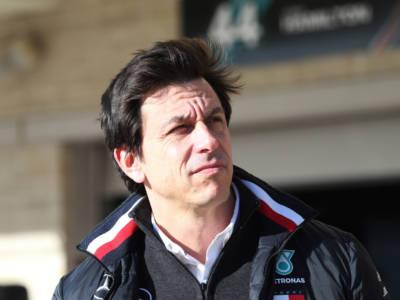 """F1, Toto Wolff: """"L'errore di Bottas in Ungheria non condizionerà la nostra scelta per il 2022"""""""