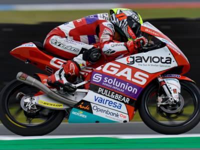 Moto3, risultati FP1 GP Stiria: Garcia detta il passo, bene gli italiani